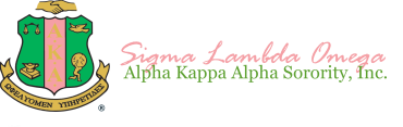 Alpha Kappa Alpha Sorority, Incorporated® Sigma Lambda Omega Chapter